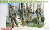 Dragon 6110 1/35 Grenadiers, Panzergrenadierregiment 25, HJ Division