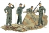 "Dragon 6191 ""Achtung Jabo!"" Panzer Crew, France 1944 (1/35)"