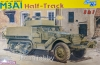 Dragon 6332 1/35 M3A1 Half-Track (3 in 1) - Smart Kit