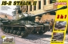 Dragon 6537 1/35 JS-2 Stalin II + Soviet Infantry