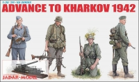 Dragon 6656 Advance To Kharkov 1942 - Gen 2 Series (1/35)