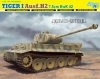 Dragon 6683 1/35 Tiger I Ausf.H2 7,5cm KwK42