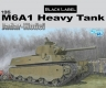 "Dragon 6789 (SALE) 1/35 M6A1 Heavy Tank (""Black ..."