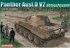 Dragon 6830 1/35  Panther Ausf.D V2 Versuchsserie - Smart Kit
