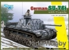 Dragon 6856 1/35 German SU-76i with Cupola