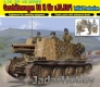 Dragon 6857 1/35 Geschutzwagen 38 H fur s.IG.33/1 Initial Production w/Gun Crew