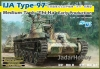 "Dragon 6870 1/35 IJA Type 97 Medium Tank ""Chi-Ha"" Early Production (Smart Kit)"