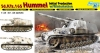 Dragon 6876 1/35 Sd.Kfz.165 Hummel Initial Production w/Winterketten