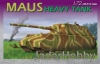 "Dragon 7255 1/72 ""Maus"" Heavy Tank"