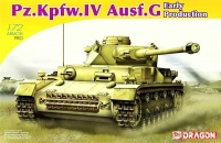 Dragon 7278 1/72 Pz.Kpfw.IV Ausf.G Early Production