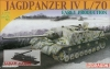 Dragon 7307 1/72 Jagdpanzer IV L/70 Early Production