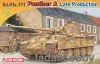 Dragon 7505 1/72 Sd.Kfz.171 Panther A Late Production