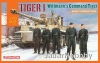 Dragon 7575 1/72  Tiger I Early Production, Wittmann's Command Tiger