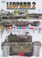 Echelon T35008 Leopard 2s of the European Nations (1/35)