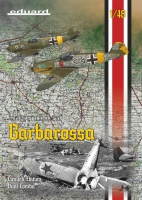 Eduard 11127 1/48 Barbarossa Bf 109E and Bf 109F-2 Limited Edition