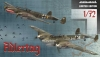 Eduard 2132 1/72 ADLERTAG - Bf 110C/D from Battle of Britain campaign.