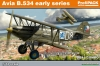 Eduard 70103 1/72 Avia B-534 early series DUAL COMBO