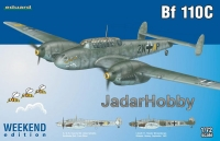 Eduard 7426 1/72 Bf 110C- Weekend Edition