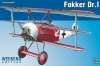Eduard 7438 1/72 Fokker Dr.I Weekend Edition