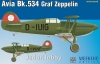 Eduard 7445 1/72 Avia Bk.534 Graf Zeppelin - Weekend Edition