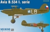 Eduard 7446 1/72 Avia B-534, I. serie Weekend Edition