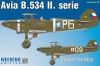 Eduard 7448 1/72 Avia B-534 II. serie - Weekend Edition