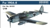 Eduard 84122 1/48 Fw 190A-8 - Weekend Edition