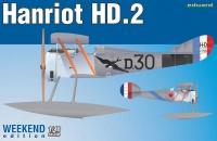 Eduard 8413 1/48 Hanriot HD.2 Weekend Edition