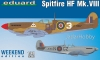 Eduard 84132 1/48 Spitfire HF Mk.VIII Weekend Edition