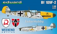 Eduard 84147 1/48 Bf 109F-2 - Weekend Edition