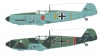 Eduard 84158 1/48 Bf 109E-1 - Weekend Edition