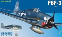 Eduard 84160 1/48 F6F-3 Hellcat  Weekend Edition