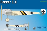 Eduard 8451 1/48 Fokker E.II - Weekend Edition