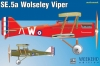 Eduard 8454 1/48 SE.5a Wolseley Viper Weekend Edition