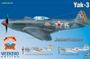 Eduard 8457 1/48 Yak-3 - Weekend Edition