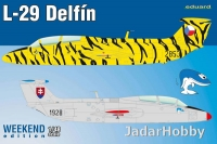 Eduard 8464 1/48 L-29 Delfin - Weekend Edition