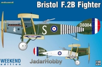 Eduard 8489 1/48 Bristol F.2B Fighter - Weekend Edition