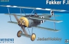Eduard 8493 1/48 Fokker F.I - Weekend Edition