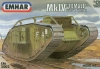 Emhar EM5002 1/72 Mk.IV Female WW1 Heavy Battle Tank