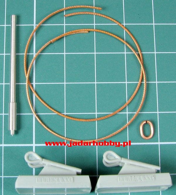 Eureka ER3542 - Soviet Towing Cables Heavy Type II (1/35)