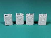 Eureka E-051 1/35 Modern US Army Water Canisters Set #2