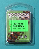 Eureka ER-4804 1/48 Towing cable for M4 Sherman