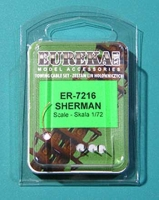 Eureka ER-7216 1/72 Towing cable for M4 Sherman
