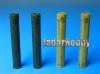 Eureka E-007 1/35 E-007 Metal Ammo Canisters for 7.5 cm Kw.K.42