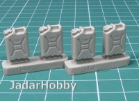Eureka E-044 1/35 US Military Water Canisters