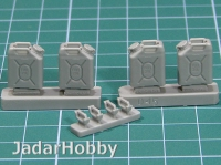 Eureka E-045 1/35 US Military Fuel Canisters