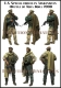 Evolution EM-35197 1/35 US Army Special Forces in Afghanistan 2001