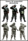 Evolution EM-35119 1/35 German SS soldier. WW2 (1944-45)