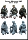 Evolution EM-35125 1/35 German SS Soldier (1944-45)