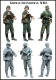 Evolution EM-35141 1/35 German Infantryman, WW2